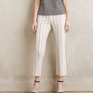 Anthropologie Cartonnier Cropped Pants Size 4